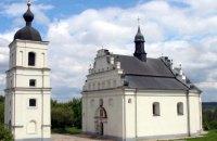 В Чигиринском монастыре в Черкасской области произошел пожар