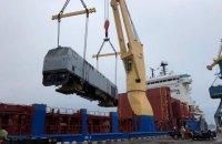 В Украину доставили еще семь американских локомотивов General Electric