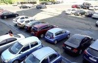 Киевские инспекторы по парковке еще не выписывают штрафы