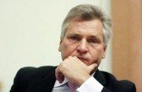 Квасьневский призывает Раду принять необходимые законы 19 ноября
