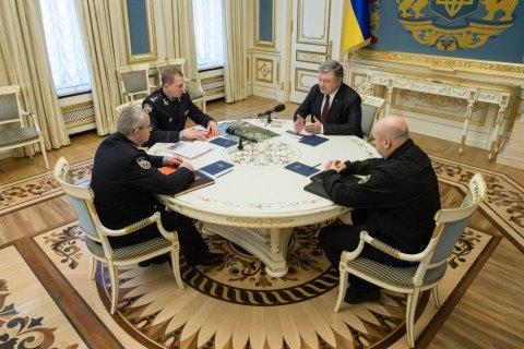 Порошенко поблагодарил правоохранителей за быстрое раскрытие убийства Ноздровской