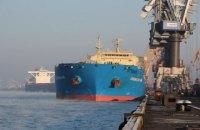 Четверте судно з американським антрацитом прибуло в Україну