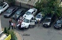 Тещу Притулы и Хомутынника посадили под домашний арест из-за ДТП с 9-летним ребенком