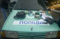 В зоне АТО на взятке поймали четверых полицейских