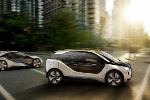 BMW к 2023 году сделает 20% своих автомобилей электрическими