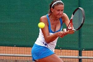 Арефьева остановилась в шаге от парного полуфинала в Баку