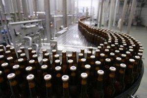Производство пива упало до уровня 2006 года