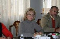 Денісова зустрінеться з родичами військовополонених моряків в Одесі