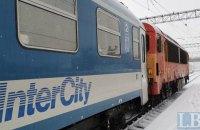 """""""Укрзалізниця"""" планує вдвічі збільшити кількість поїздів """"Інтерсіті+"""""""