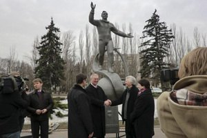 В Лондоне появится памятник Гагарину