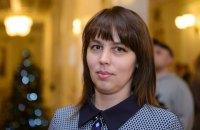 """""""Самопомощь"""" исключила Веселову из фракции из-за голосования по особому статусу Донбасса"""