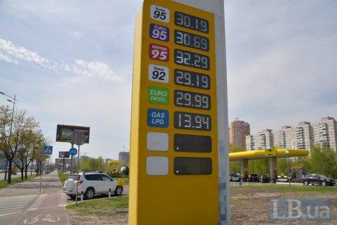 Кабмин принял регулирование цен на нефтепродукты