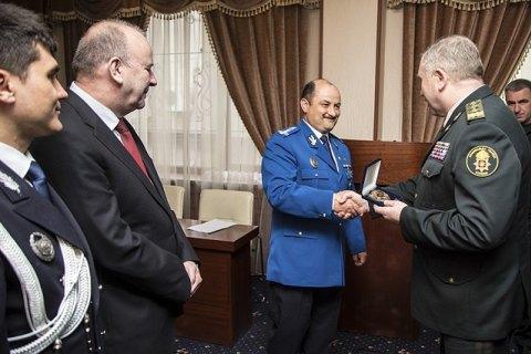 Румунського підполковника призначено радником командувача Нацгвардії