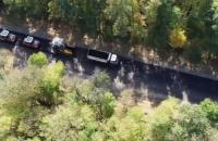 Найгірша дорога Тернопільщини вже отримала 10 км нового покриття