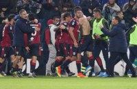 В Серии А прошел сумасшедший матч: семь мячей, дубль за две минуты и победный гол на 96-й минуте