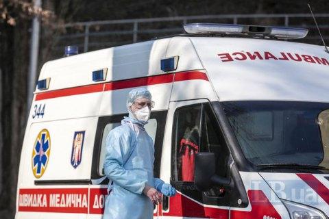 В Киеве число больных коронавирусом за сутки увеличилось на 19 человек до 74