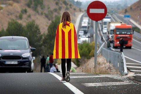 С начала октября Каталонию покинули почти 2000 компаний