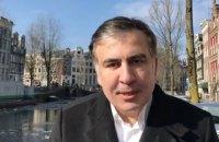 Саакашвили: наша задача – возвращение во власть в Грузии