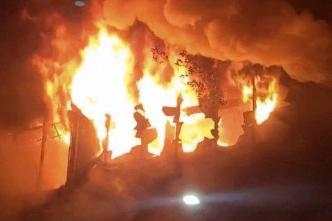 У тайванському місті Гаосюн внаслідок пожежі в будинку загинули 46 людей