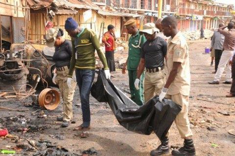В результаті теракту в Нігерії загинули 56 осіб