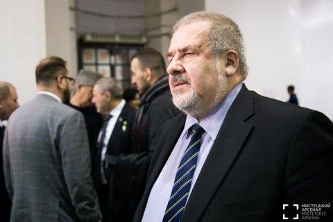 Чубарову заборонили участь у комітеті Ради через відсутність допуску до державної таємниці