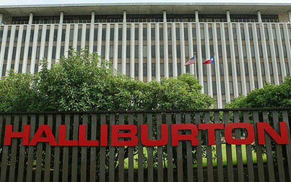 Halliburton подписала соглашение с Нафтогазом