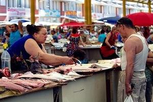 У Керчі заборонили рибу