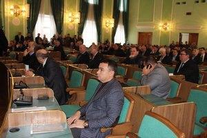Херсонська облрада підтримала територіальну цілісність України