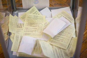 СНБО рекомендует назначить всеукраинский референдум на 15 июня