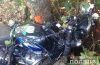 Двое юношей погибли на севере Ровенской области, катаясь на мотоцикле, еще один в реанимации