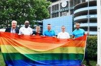 """""""Манчестер Сити"""" выпустил лимитированну форму в поддержку ЛГБТ-сообщества"""