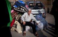 ООН: из района боев на востоке Сирии бежали 40 тысяч человек