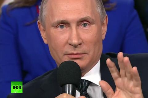 """Путін пишається своїм другом, який фігурує в """"панамських документах"""""""