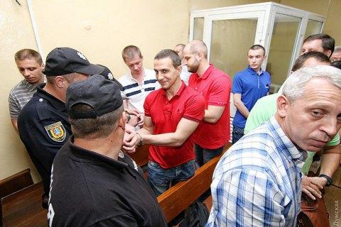 Суд оправдал пророссийских участников событий 2 мая 2014 года в Одессе