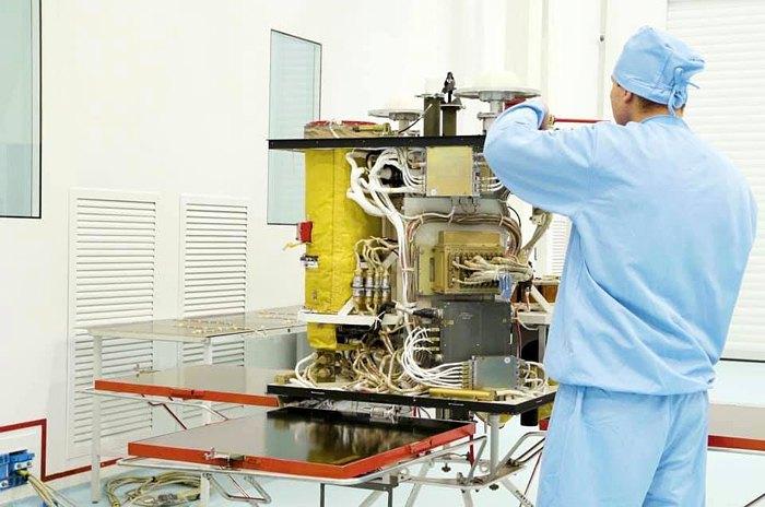 Робота над супутником дистанційного зондування Землі «СІЧ-2-1» на держпідприємстві «КБ Південне ім. М.К. Янгеля»