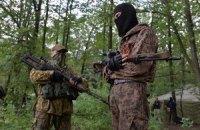 За сутки боевики 61 раз обстреляли силы АТО на Донбассе
