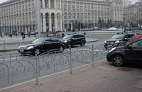На кортеж Януковича собираются подать в суд