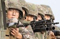США и Южная Корея возобновляют военные учения с 1 апреля