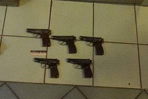 СБУ спіймала п'ятьох киян, які готували теракти за гроші Жириновського