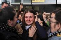 Осужденная в США за шпионаж россиянка Бутина вернулась в РФ