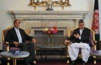 Джон Керри прибыл с необъявленным визитом в Кабул