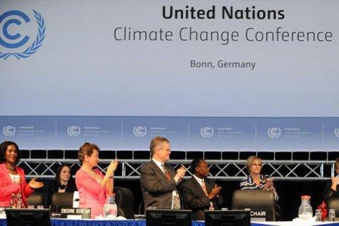 У Німеччині почалася Кліматична конференція ООН