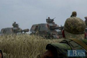 РНБО: армія знищила 50 терористів у районі Моспиного