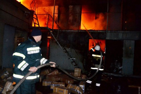 В Донецкой области умер двухмесячный мальчик, которого накануне спасли из пожара