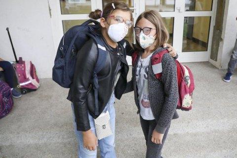 Нова карантинна школа: як київські учні навчаються в умовах пандемії