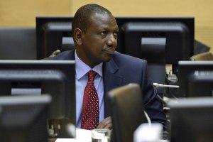 В Гааге приостановлен суд над вице-президентом Кении