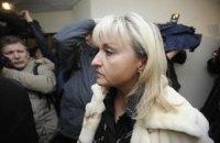 Жену к Луценко таки впустили