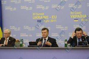 ЕС требует честных парламентских выборов в Украине