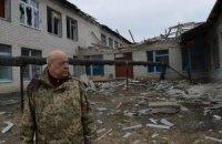 У Луганській області поранені троє військових