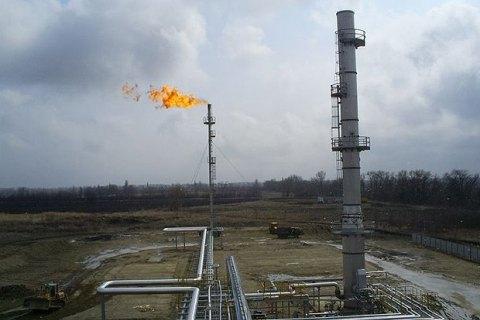 Видобуток газу в Україні зріс до 20,2 млрд кубометрів